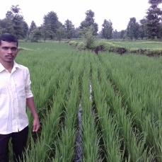Shri Nitin Burate, Khavati, Khed, Ratnagiri