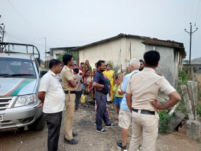 7 interacting with locals to help nab the mindless culprit