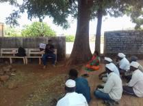 Farmer meet at Ambegaon, Pune
