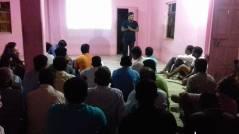 Farmer meet at Murud Alibaug Raigad