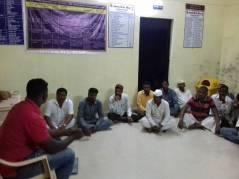 Farmer meet at Maval, Pune