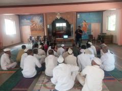 Farmer meet at Mulashi Pune