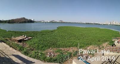 Pawai Lake Mumbai